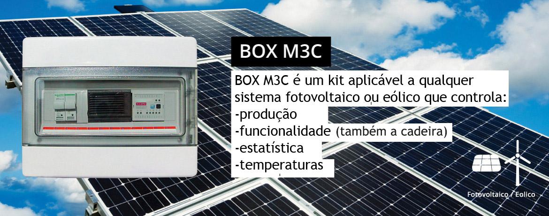 Telecontrole de instalações fotovoltaicas
